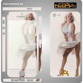 Skin IPhone 5/5S Marilyn