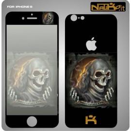 Skin IPhone 6 Skull 3