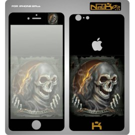 Skin IPhone 6 Plus Skull 3