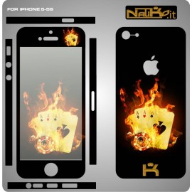 Skin IPhone 5/5S Poker