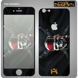 Skin IPhone 6 Skull 2