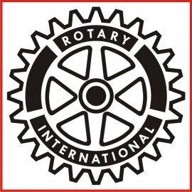 Stickers Adesivo Rotary International