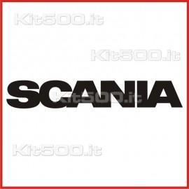 Stickers Adesivo Scania
