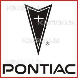 Stickers Adesivo Pontiac