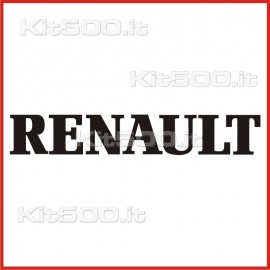 Stickers Adesivo Renault