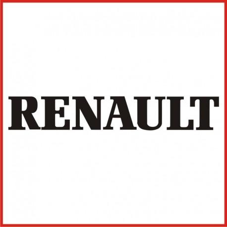 Stickers Adesivo Renault