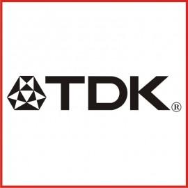 Stickers Adesivo Tdk