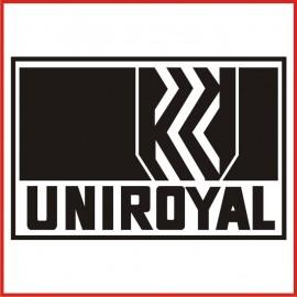 Stickers Adesivo Uniroyal
