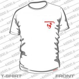 T-shirt 500 ABARTH TASCHINO