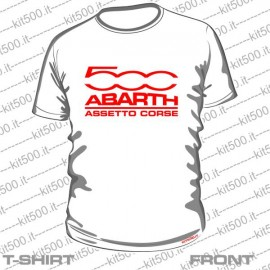 T-shirt 500 ABARTH ASSETTO CORSE