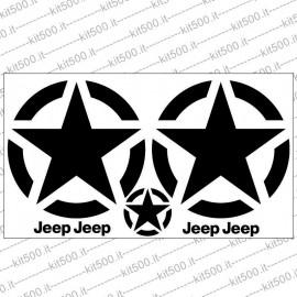 Stella per Portiera per Jeep Renegade