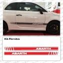 Kit Fascia Laterale Bassa 2016 per 500 e 500 ABARTH