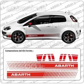 Kit Fascia Alta per Fiat Punto e Punto Abarth