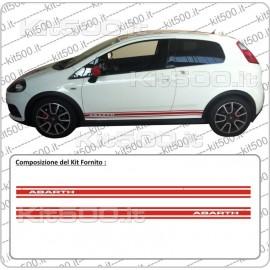 Kit Fascia Bassa per Fiat Punto e Punto Abarth