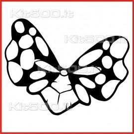 Stickers Adesivo Farfalla 002