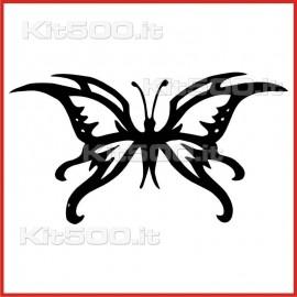 Stickers Adesivo Farfalla 111