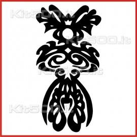 Stickers Adesivo Imperatore delle Ombre