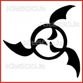 Stickers Adesivo Maglio Rotante