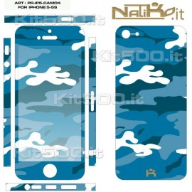 Skin IPhone 5 Mimetica