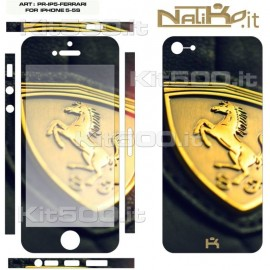 Skin IPhone 5 Ferrari