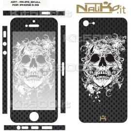 Skin IPhone 5 SKULL