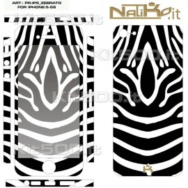 Skin IPhone 5 ZEBRATO