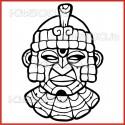 Stickers Adesivo Indios
