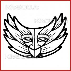 Stickers Adesivo Aquila Incas