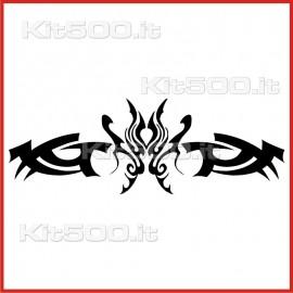 Stickers Adesivo Occhi dello Sciamano