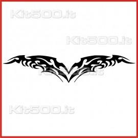 Stickers Adesivo Decoro 035