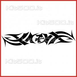 Stickers Adesivo Decoro 039