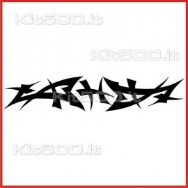 Stickers Adesivo Decoro 040