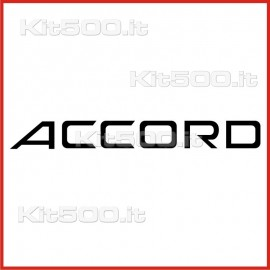 Stickers Adesivo Accord