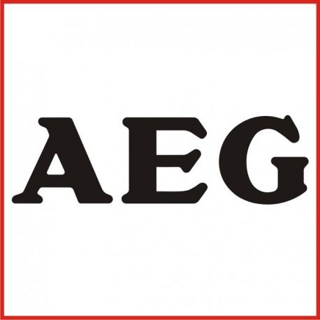 Stickers Adesivo Aeg