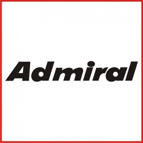 Stickers Adesivo Admiral