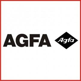 Stickers Adesivo Agfa