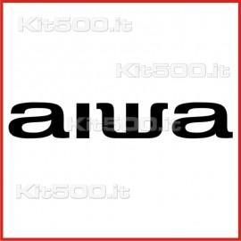 Stickers Adesivo Aiwa
