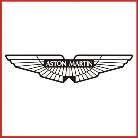 Stickers Adesivo Aston Martin