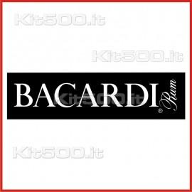 Stickers Adesivo Bacardi