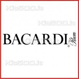 Stickers Adesivo Bacardi 2