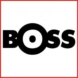 Stickers Adesivo Boss