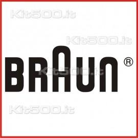 Stickers Adesivo Braun