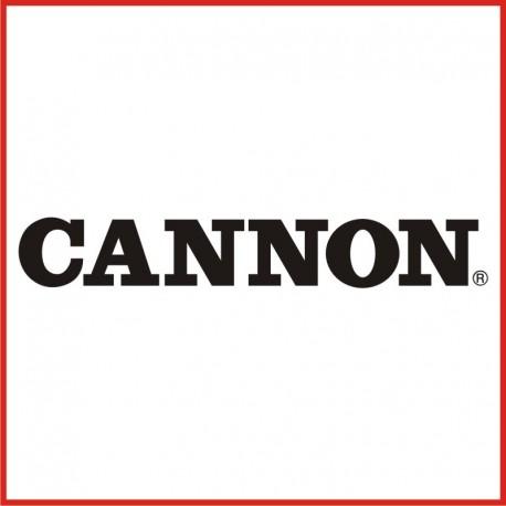 Stickers Adesivo Cannon