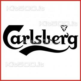 Stickers Adesivo Carlsberg