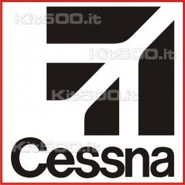 Stickers Adesivo Cessna