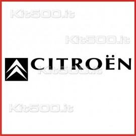 Stickers Adesivo Citroen