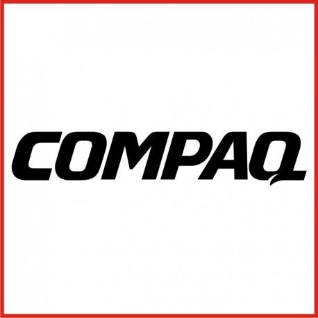 Stickers Adesivo Compaq