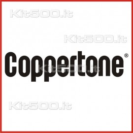 Stickers Adesivo Coppertone