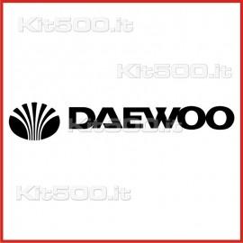 Stickers Adesivo Daewoo