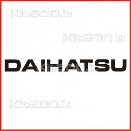 Stickers Adesivo Daihatsu
